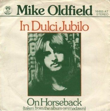 Mike Oldfield's Jubilant Christmas Music