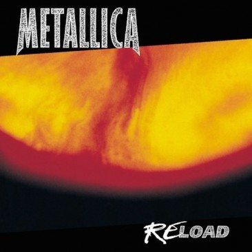 Metallica Reload At No. 1