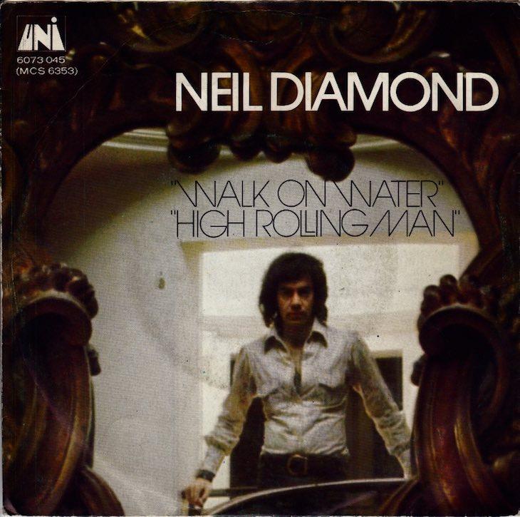 neil diamond walks on water - Neil Diamond Christmas Songs