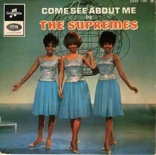 Us Battle Royal Christmas 1964 Supremes Vs Beatles