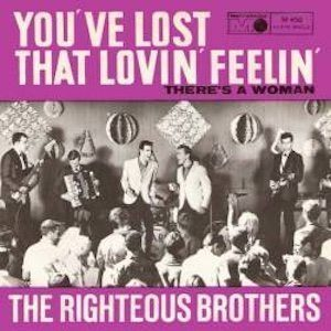 Righteous Bros Lovin Feelin