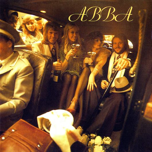 ABBA Woo British Album Buyers