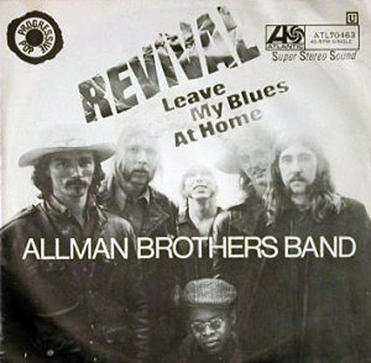 Allman Brothers Band Hit The Singles Scene