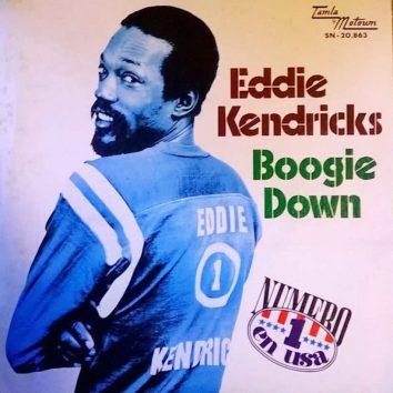 Boogie Down Eddie Kendricks