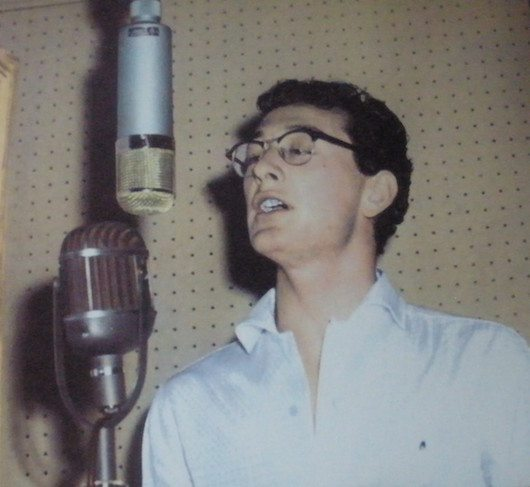 Buddy Holly's Recording Debut