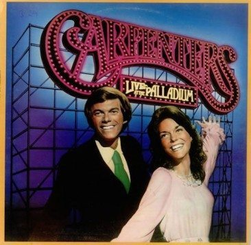 When The Carpenters Ruled The London Stage
