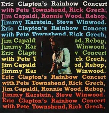 Clapton Comes Back To Life