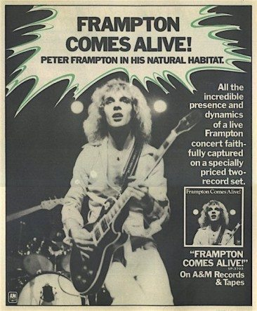 The Day Peter Frampton Came Alive