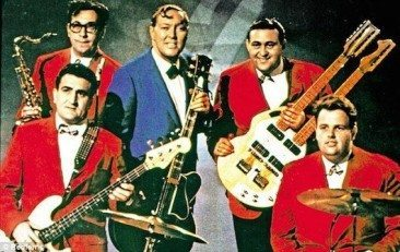 Bill Haley Starts The Rock Clock Ticking