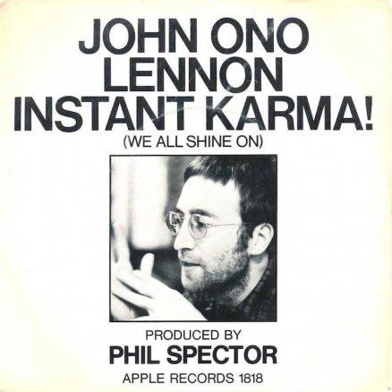 John Lennon Instant Karma