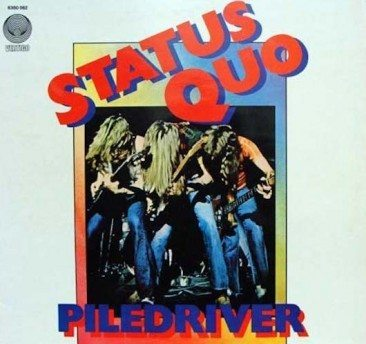 Quo Piledrive Onto The Album Chart