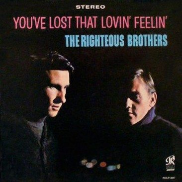 America Gets A Lovin' Feelin' For The Righteous Brothers