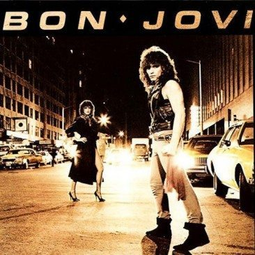 Bon Jovi Arrive On Album