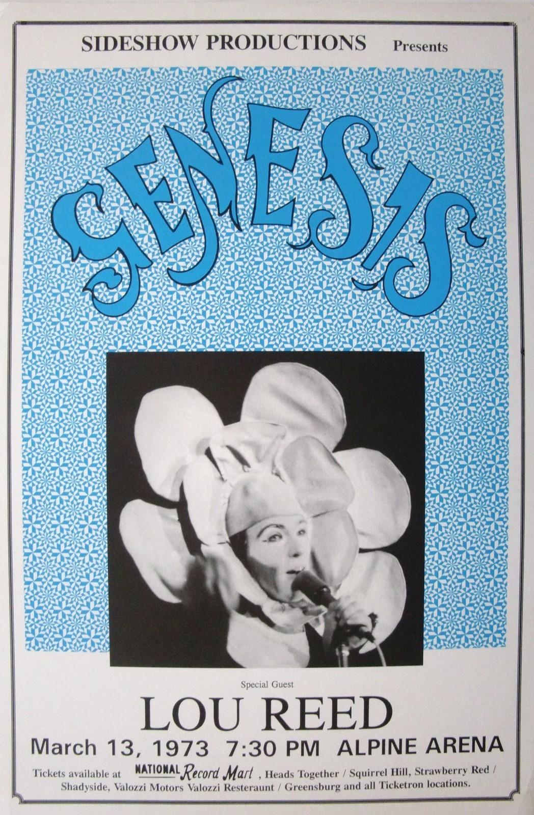 730313 Genesis poster