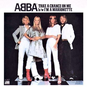 ABBA Take A Chance On Me