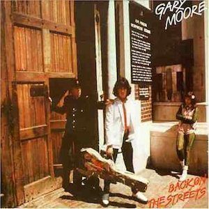 Back On The Streets Gary Moore
