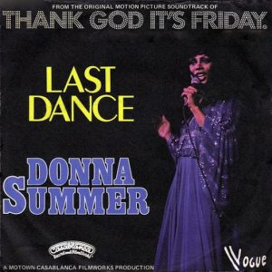 Donna Summer Last Dance