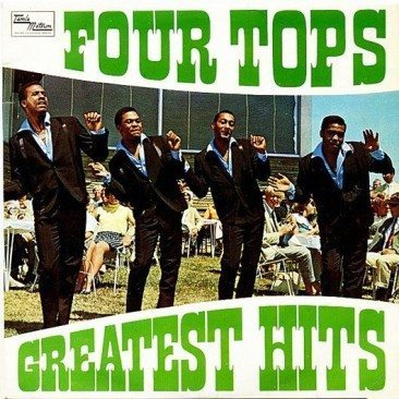 Four Tops Land Motown's First UK No. 1 Album