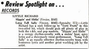 Little Richard review