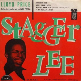 Lloyd Price Stagger Lee