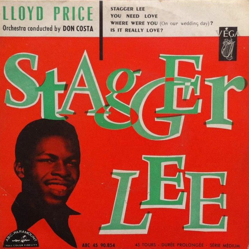 'Stagger Lee': The Strange Story Of A Folk Legend
