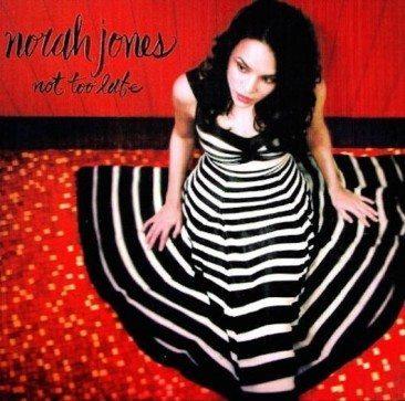 'Not Too Late' For Three-Time Winner Norah Jones