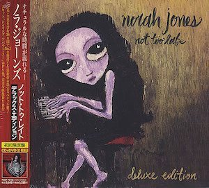 Norah-Jones-Not-Too-Late-Japan