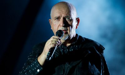 Peter Gabriel photo by The Image Gate and Getty Images