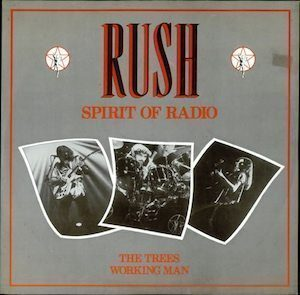 Rush Spirit Of Radio