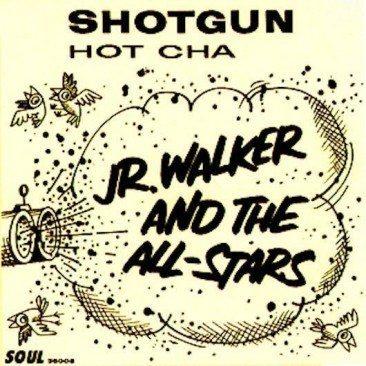 Jr. Walker Fires The Shotgun