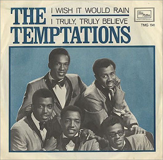 It Never Rained But It Poured No.1s For The Temptations
