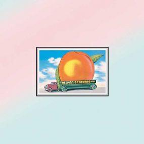 The Allman Brothers Eat A Peach