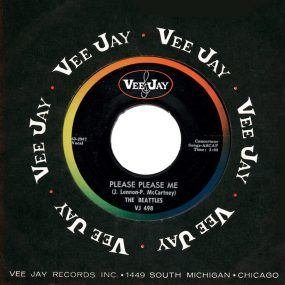 The-Beatles-Vee-Jay-Please-Please-Me