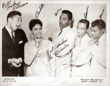 Smokey Robinson's 18th Birthday Present