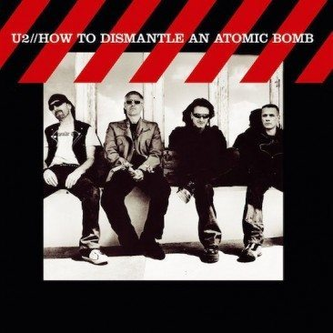U2 Create Their Own Atomic Age