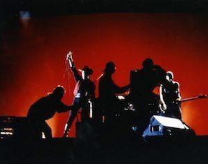 U2 R&H movie