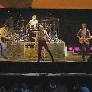U2 tour 1987