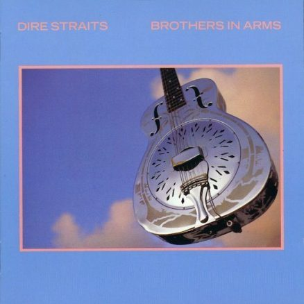 Dire Straits brothers in arms album cover
