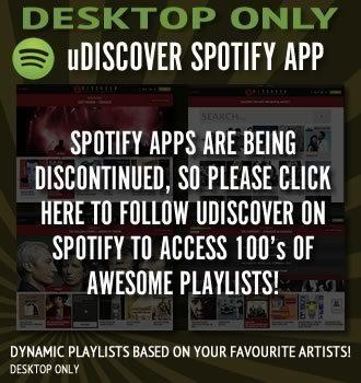Spotify uDiscover App