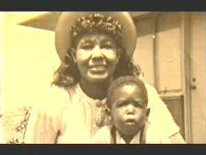 BARRY_WHITE_with_mother_young_boy