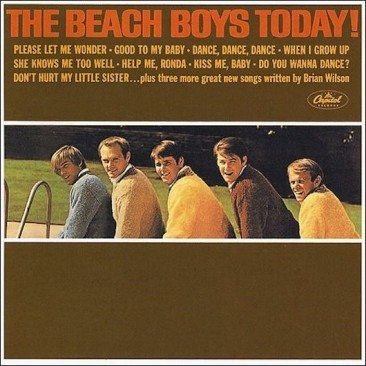 reDiscover 'The Beach Boys Today!'