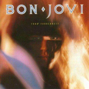 Bon Jovi Reach '7800° Fahrenheit'
