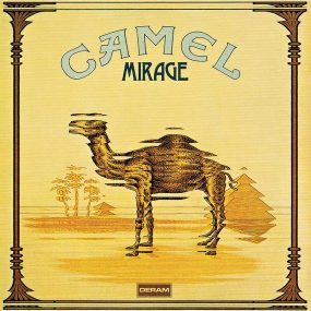 Camel Mirage Album Cover web optimised 820