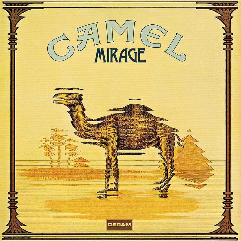 Camel Mirage Album Cover web optimised 820