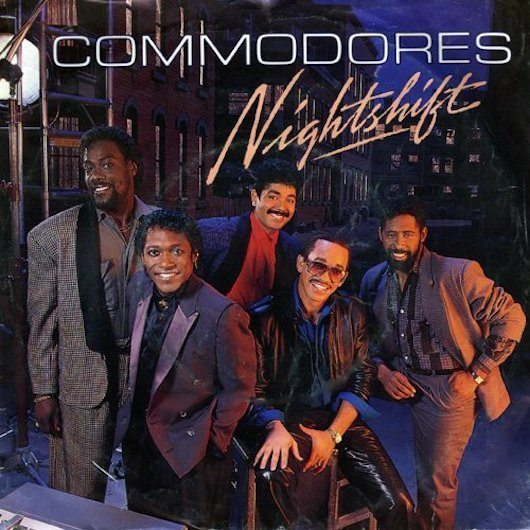 Commodores Follow Diana Ross As Marvin Inspires Second R