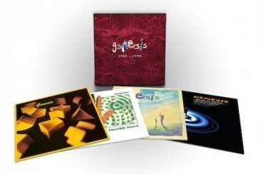 Third Genesis Vinyl Box On The Way