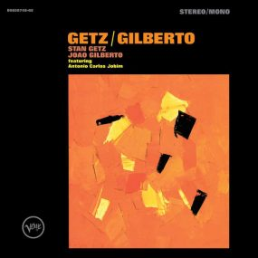 Getz/Gilberto Album cover