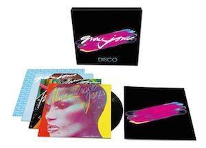 Grace Jones Disco