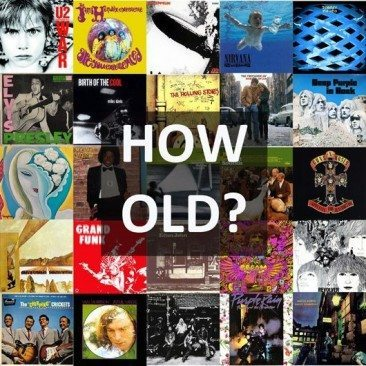 How Old? 25 Classic Albums By Young Artists