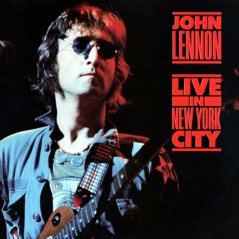 Live In New York City John Lennon S Final Full Length Live Appearance